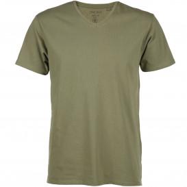 Herren Shirt mit V-Ausschnitt
