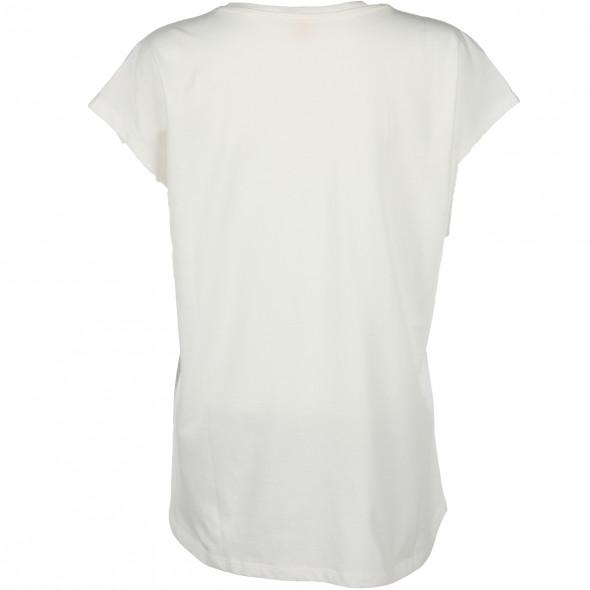 Damen Shirt mit Stickerei