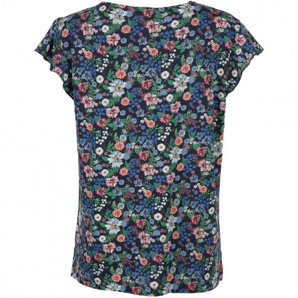 Damen Shirt in floraler Optik