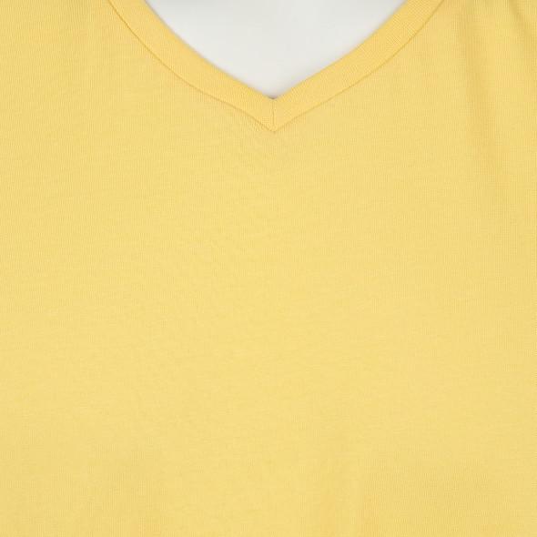 Herren T-Shirt mit V-Ausschnitt