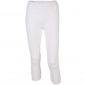 Damen Capri Basic Leggings