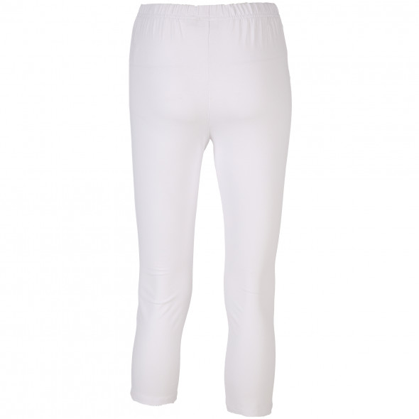 Damen Capri Basic Leggings