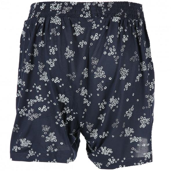 Damen Shorts mit Blümchenprint