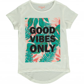 Mädchen Shirt mit coolem Frontprint