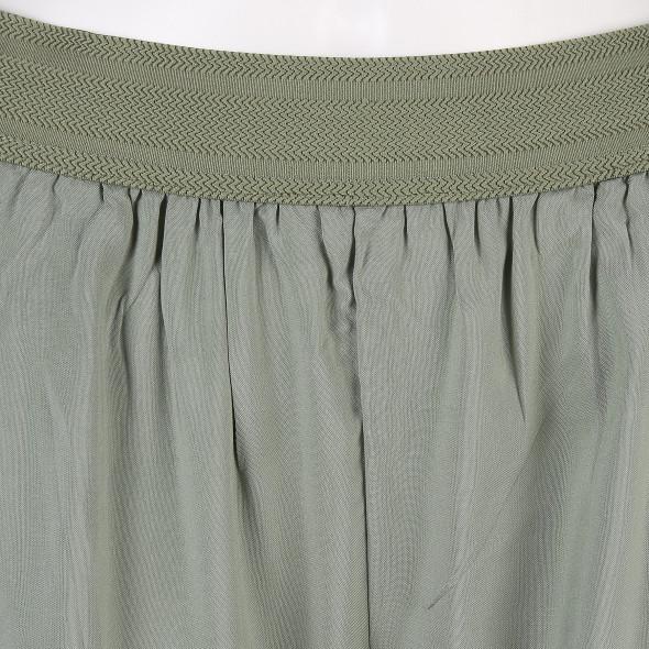 Damen Schlupfhose mit breitem Gummibund