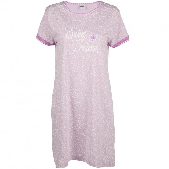 Damen Nachthemd mit Druck