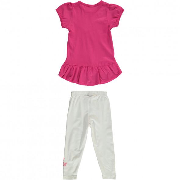 Mädchen Set 2-tlg. bestehend aus Shirt und Leggings