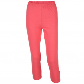 Damen Capri Leggings mit Nieten