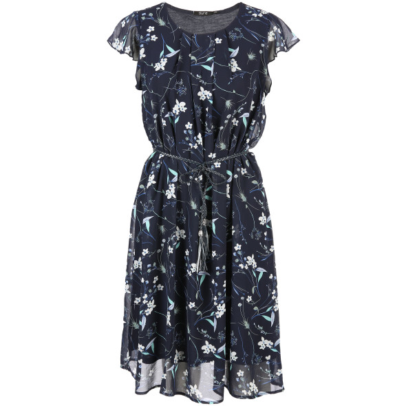 Damen Kleid im Blumenprint