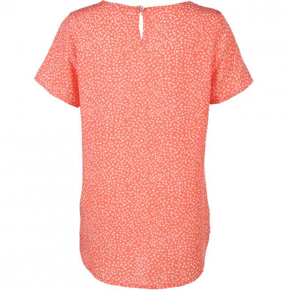 Damen Tupfenshirt