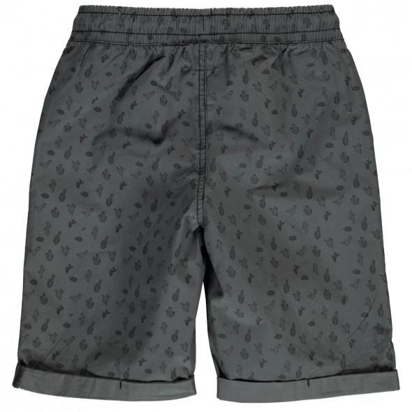Jungen Shorts im Alloverdruck