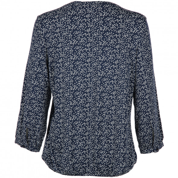 Damen Shirt im Allover Print