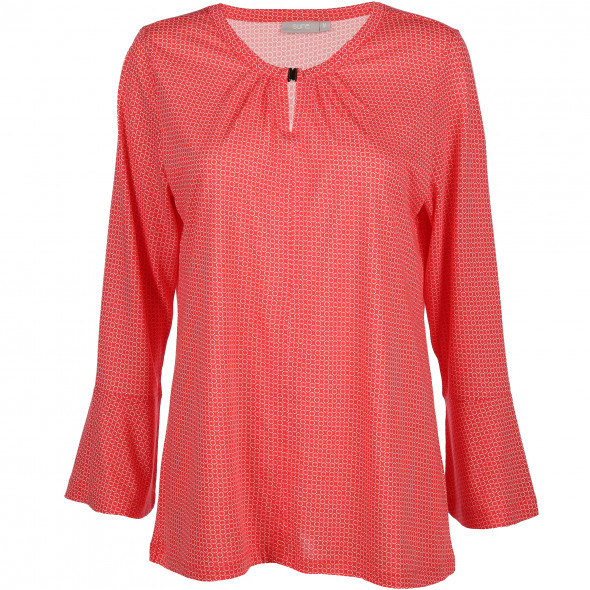 Damen Shirt im Minimalprint