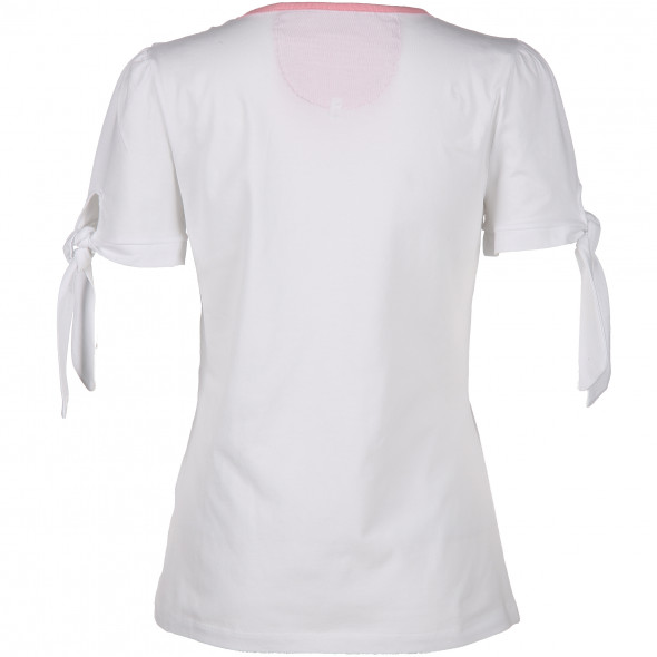 Damen Trachten Shirt mit Glitzersteinchen
