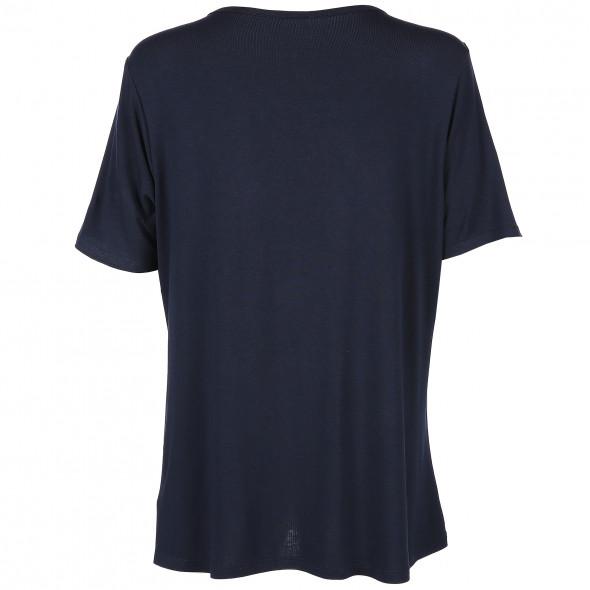 Damen Shirt mit Strasssteinchen