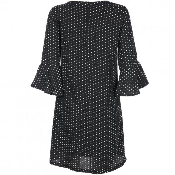 Damen Kleid im Tupfenlook
