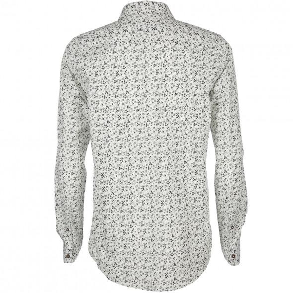 Herren Hemd in floralem Muster