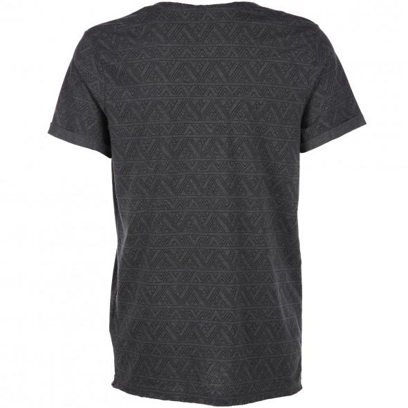 Herren Shirt mit Allover Print