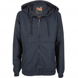 Herren Jacke mit Kapuze in leichter Qualität