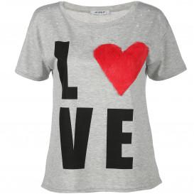 Damen Haily's Shirt HEART