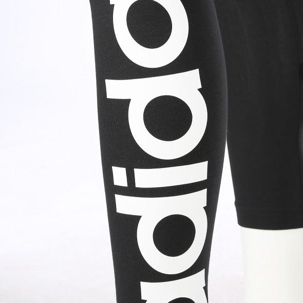 Damen Leggings mit Logoschriftzug
