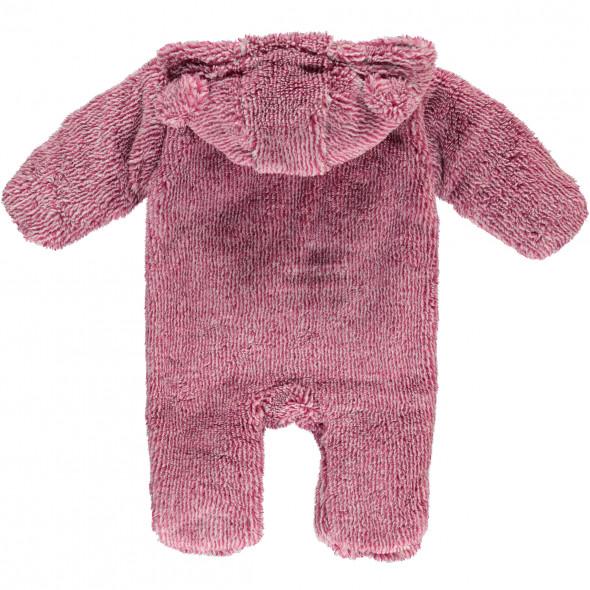 Baby Overall mit Kapuze und Öhrchen