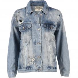 Damen Jeansjacke mit tollen Details