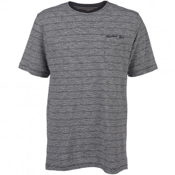 Herren T-Shirt mit zarten Streifen