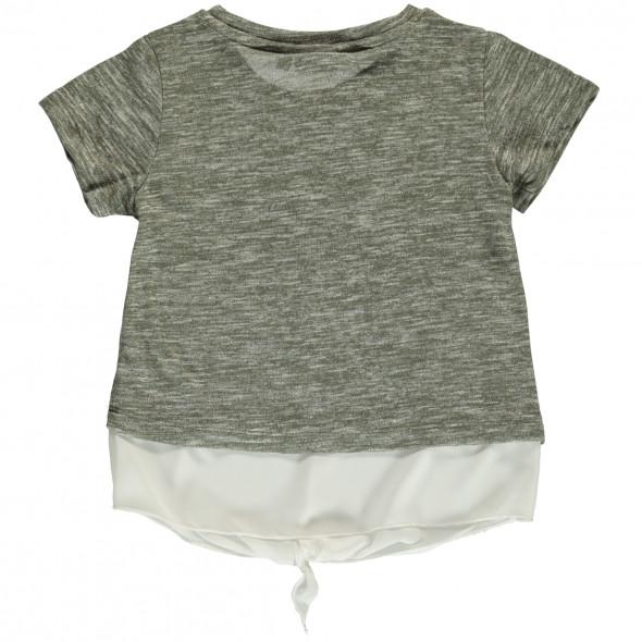 Mädchen Shirt im Lagenlook
