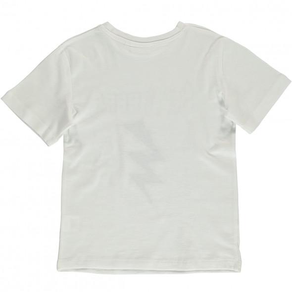 Jungen Shirt mit Pailletten