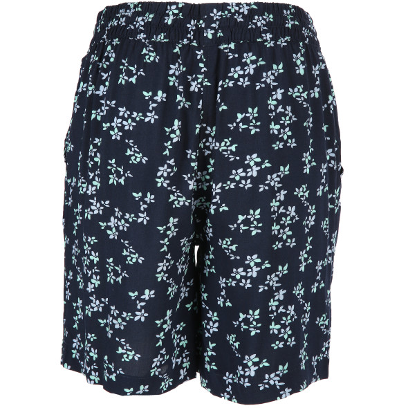 Damen Shorts mit Allover Print
