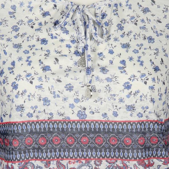 Damen Shirt in Ausbrennerware