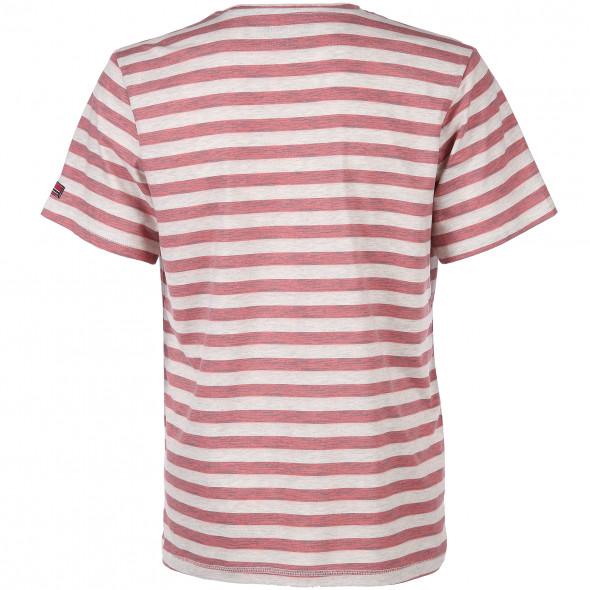 Herren T-Shirt im Streifenlook