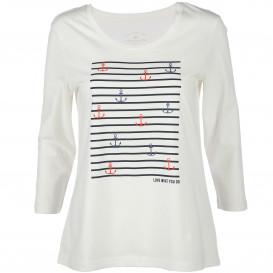 Damen 3/4-Arm Shirt