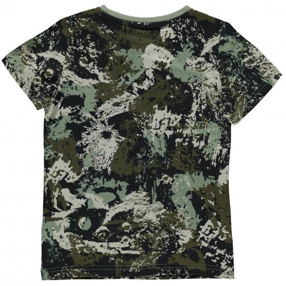 Jungen Sport Shirt im Camouflage Style