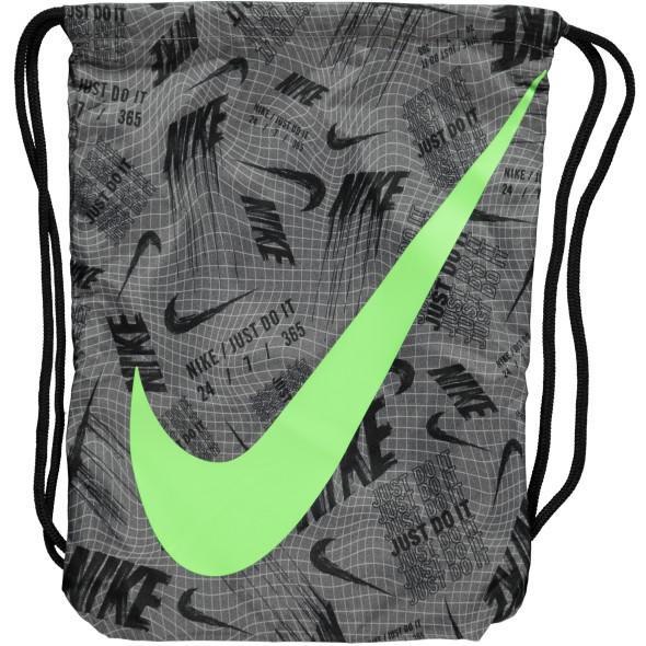 Sportbeutel mit Logoschriftzug