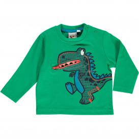 Baby Jungen Langarmshirt mit Dino