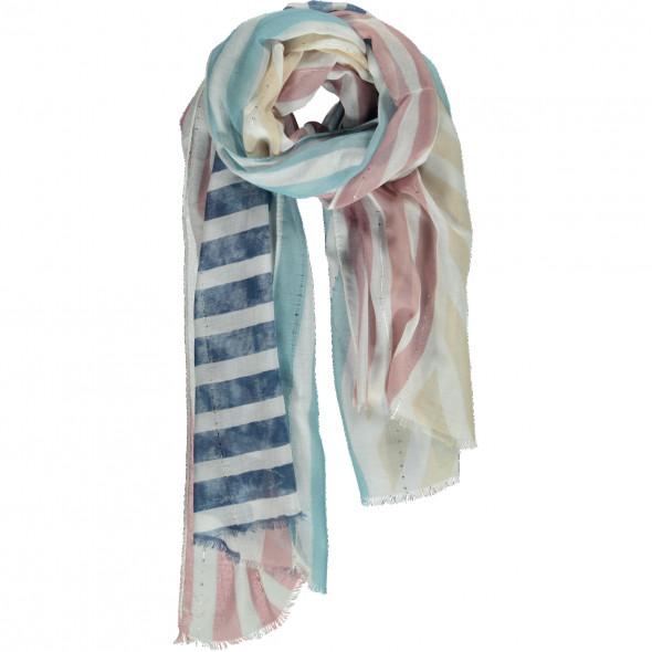 Damen Schal in sommerlicher Qualität
