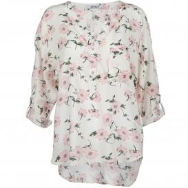 Damen Bluse FLOR in floralem Print