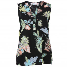 Damen Bluse mit effektvollem Print