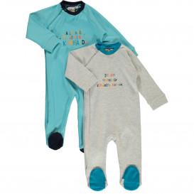 Baby Pyjama im 2er Pack