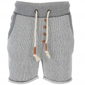 Herren Bermuda Shorts in Sweatqualität