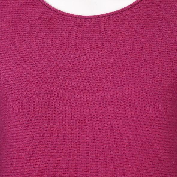 Damen Pullover mit Rippmuster
