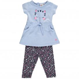 Baby Set 2-tlg. bestehend aus Tunika und Leggings