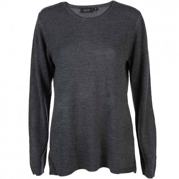 Damen Cashmere-Like Pullover