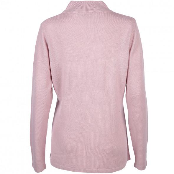 Damen Turtle-Neck Pullover Cashmere-Like