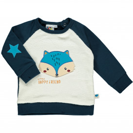 Baby Sweatshirt mit Stickerei