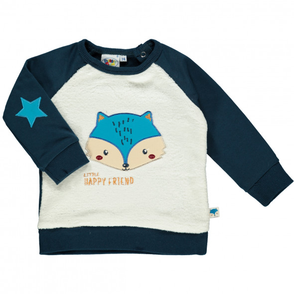 Baby Sweatshirt mit Stickerei