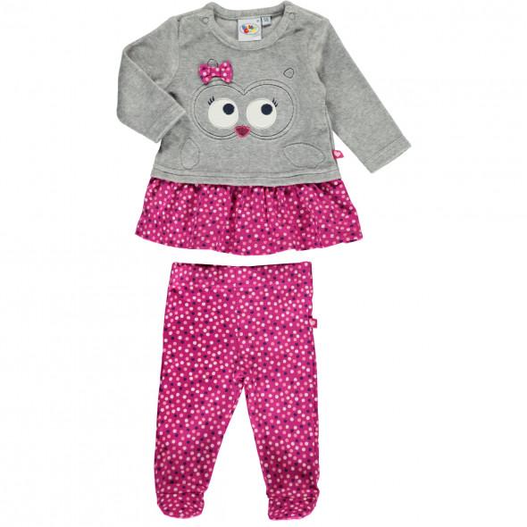Baby Set 2tlg. bestehend aus Kleidchen und Legging