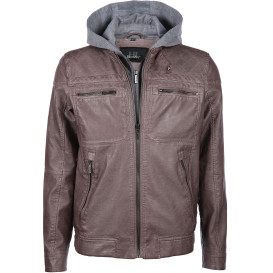 Herren Blouson in 2in1 Optik